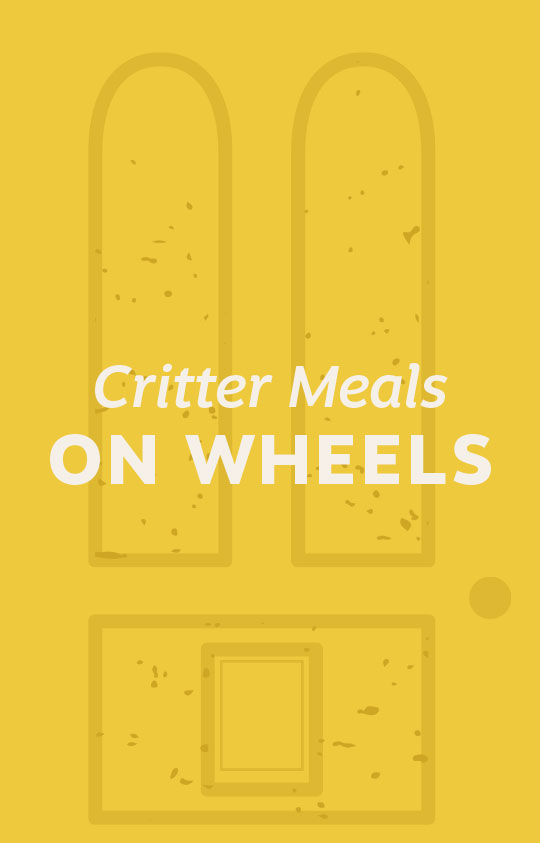 Critter Meals on Wheels