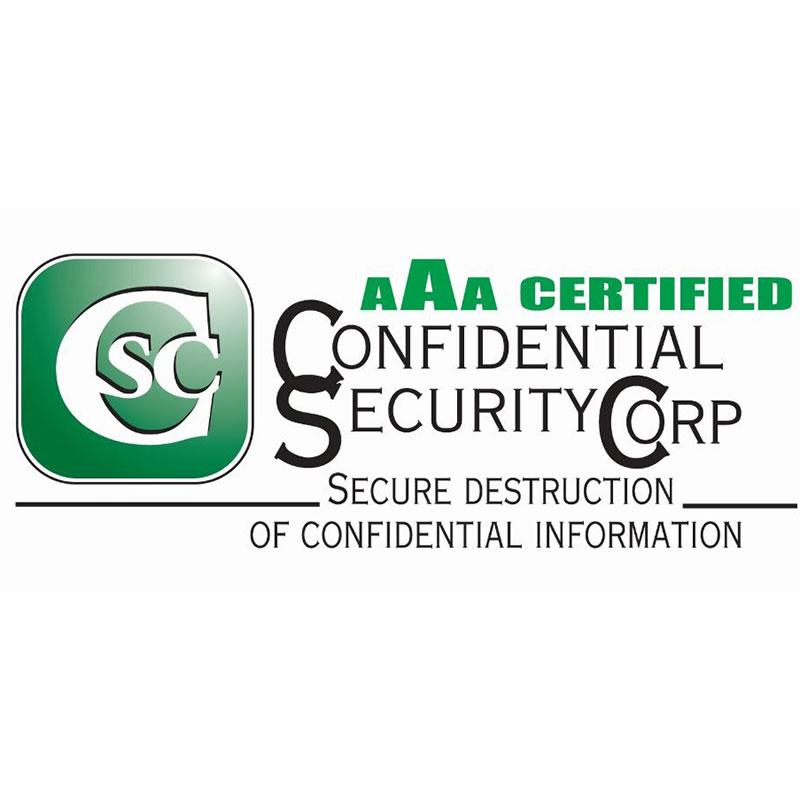 Confidential Security Corp